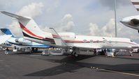 N451DC @ ORL - Gulfstream 450