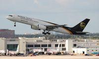 N451UP @ MIA - UPS 757-200