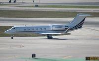 N465QS @ LAL - Gulfstream IV