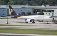 N474UP @ FLL - UPS 757-200
