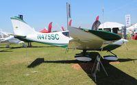 N475SC @ LAL - Czech Sport PS-28 Cruiser