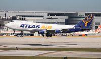 N476MC @ MIA - Atlas Air