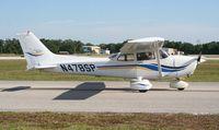 N478SP @ LAL - Cessna 172S