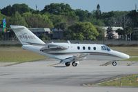 N484SE @ ORL - Citation CJ1