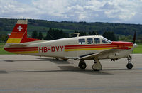 HB-DVY - M22 - Not Available
