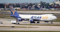 N492MC @ MIA - Atlas Air