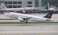 N494TA @ MIA - Taca A320