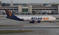 N497MC @ MIA - Atlas Air