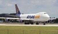 N498MC @ MIA - Atlas Air