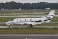N499HS @ DAB - Citation 560XL