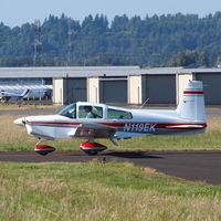 N119EK @ S50 - N119EK getting ready to takeoff at S50 - by Eric Olsen