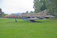 848 - Flugplatzmuseum Cottbus 9.6.15 - by leo larsen