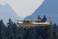 C-GMCX @ CYPK - Landing - by Guy Pambrun