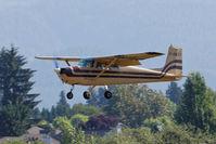 C-GWZD @ CYPK - Landing - by Guy Pambrun