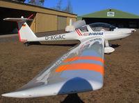 D-KGAC @ ESSD - Runn Fly In 2015. - by Krister Karlsmoen