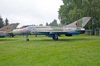 821 @ ETHT - Flugplatzmuseum Cottbus 9.6.15 - by leo larsen