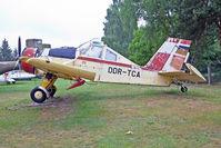 DDR-TCA @ ETHT - Flugplatzmuseum Cottbus 9.6.15 - by leo larsen