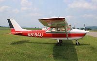 N8154U @ KLNR - Cessna 172F - by Mark Pasqualino