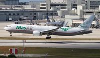 N526LA @ MIA - MAS Air
