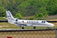 N94VP @ KPDK - Cessna Citation V [560-0094] Atlanta-Dekalb Peachtree~N 23/04/2010