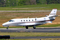 N587QS @ KPDK - Cessna Citation Excel S [560-5805] (NetJets) Atlanta-Dekalb Peachtree~N 23/04/2010