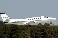 N567F @ KPDK - Cessna Citation V [560-0171] Atlanta-Dekalb Peachtree~N 23/04/2010 - by Ray Barber
