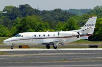 N589QS @ KPDK - Cessna Citation Excel S [560-5810] (NetJets) Atlanta-Dekalb Peachtree~N 23/04/2010