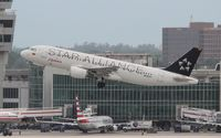 N536AV @ MIA - Avianca Star Alliance