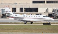 N553QS @ PBI - Former Net Jets Europe, now with the US based Net Jets