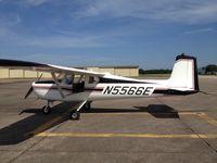N5566E @ KOKM - Snoopy taking a short break at Okmulgee Regional Airport, OK. - by Greg Magnuson