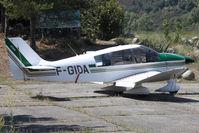 F-GIDA @ LFKT - Parked