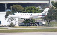 N583QS @ FLL - Net Jets