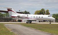 N588SS @ OPF - Gulfstream II