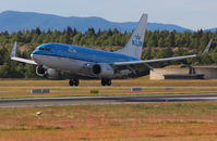 PH-BGX @ ENGM - Landing phase. - by Krister Karlsmoen