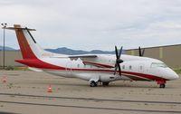 N900LH @ KSAF - Dornier 328-100 - by Mark Pasqualino