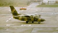 319 @ EDDB - NVA Luftstreitkräfte Let L-410UVP Turbolet - by Harald Laue