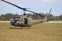 N624HF @ TIX - UH-1H - by Florida Metal