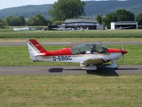 D-EBSC @ EDVY - taxi after landing - by Volker Leissing