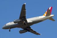 D-AGWM @ EGLL - Airbus A319-132 [3839] (Germanwings) Home~G 17/04/2014. On approach 27R.