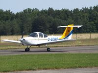 D-EOWP @ EDAH - taxiing - by Volker Leissing