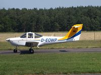 D-EOWP @ EDAH - taxi to parking - by Volker Leissing