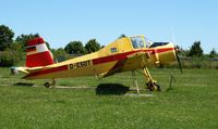 D-ESOT @ EDCA - Static display at airfield Anklam - by Volker Leissing