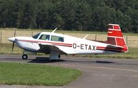 D-ETAX @ EDAH - taxi to parking - by Volker Leissing