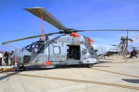 12 @ LFRL - French Naval Aviation NH-90 NFH Caïman, Static display, Lanvéoc-Poulmic (LFRL) Open day in june 2015 - by Yves-Q