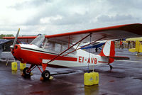 EI-AVB @ EGKB - Aeronca 7AC Champion [7AC-1790] Biggin Hill~G 17/05/1981. From a slide.