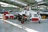 D-HOAZ @ EDNX - Kamov Ka-26 [7605615] Oberschleissheim~D 09/09/1993 - by Ray Barber