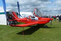 G-GLSA @ EGBK - G-GLSA  at Aero Expo Sywell 30.5.15 - by GTF4J2M