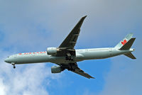 C-FIUW @ EGLL - Boeing 777-333ER [35249] (Air Canada) Home~G 09/10/2014. On approach 27R. - by Ray Barber