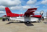 N500QK @ EGBK - N500QK at Aero Expo Sywell 30.5.15