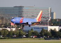 N647SW @ TPA - Triple Crown One Southwest